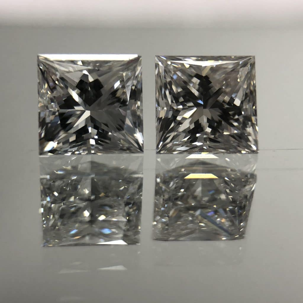 Natural Diamond and Lab-Grown Diamond