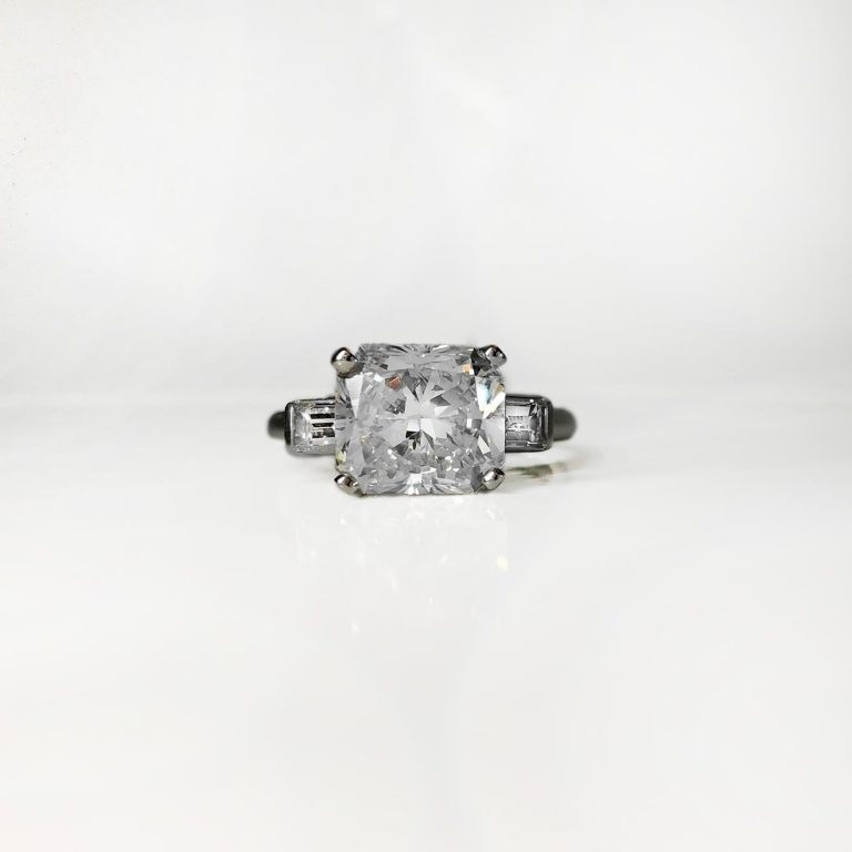 Plat RA CTR / SB Side Dia Ring