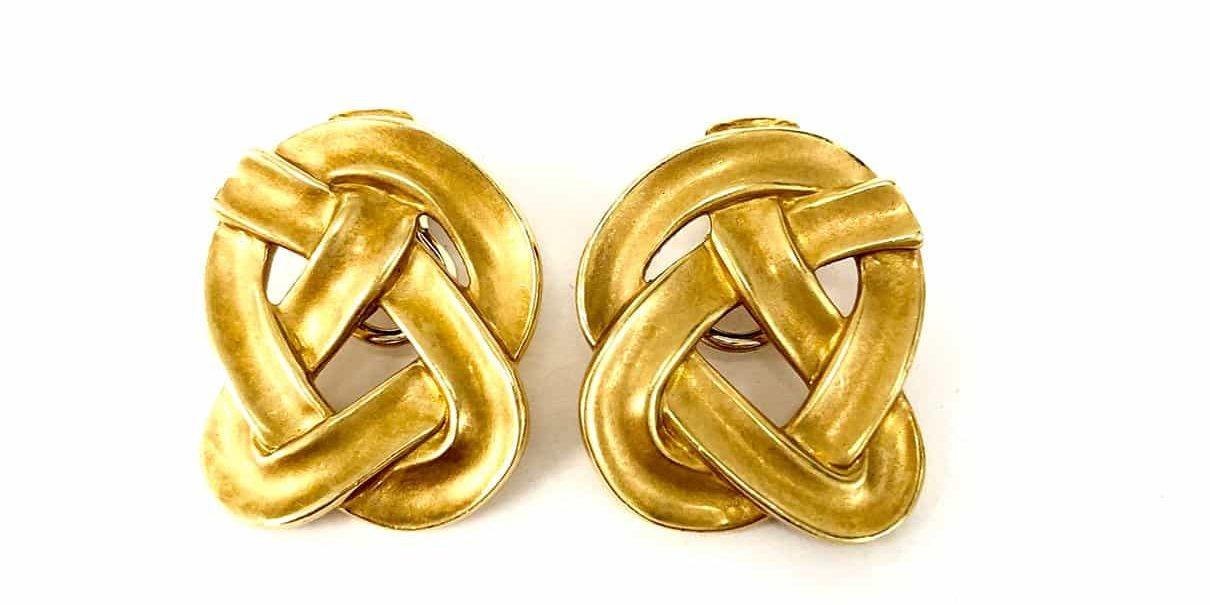 18KY T & Co Earrings