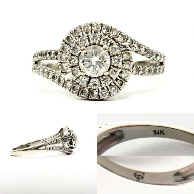 14KW Halo Ring