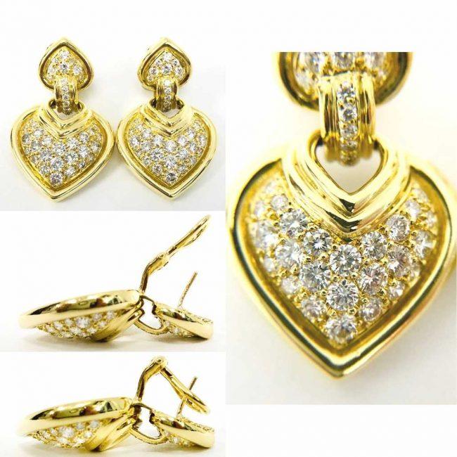 18KY Fashion Earrings